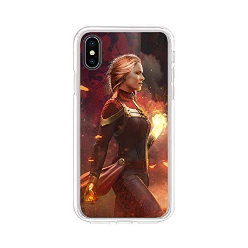 captain marvel phone case iphone 8