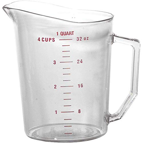 Measure Cup 1 Quart Clear ()