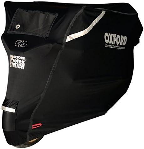 YAMAHA MT-10 SP Oxford Protex Stretch Waterproof Motorbike Bike Cover Black