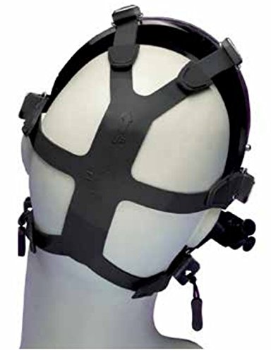 Mestel Safety - Full-face Gas Mask, Anti-Gas Respirator Mask - Resistant to Chemical Agents and Aggressive Toxic Substances - Suitable for Pesticide and Chemical Protection - SGE 400/3 BB S/M by Mestel Safety (Image #6)