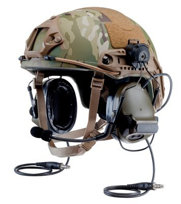 3M (MT17H682P3AD-47 GN) III Advanced Combat Helmet (ACH) MT17H682P3AD-47 FG [You are purchasing the Min order quantity which is 1 Case]