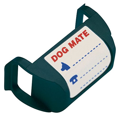 Ani Mate DAN00258 2-Pack Magnetic Collar Tag for Dog Door (Magnetic Pet Collar)