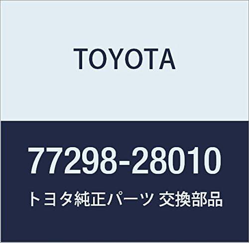 TOYOTA (トヨタ) 純正部品 フューエルチューブ クランプ NO.3 エスティマ HYBRID,エスティマ T/L 品番77298-28010