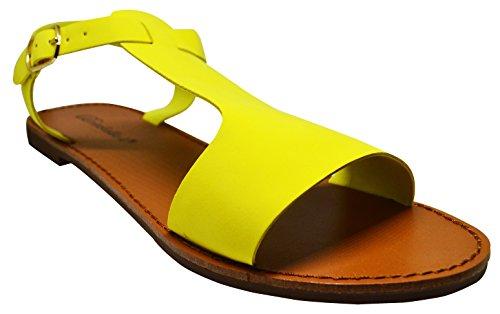 02 Women Flat Sandals - 6