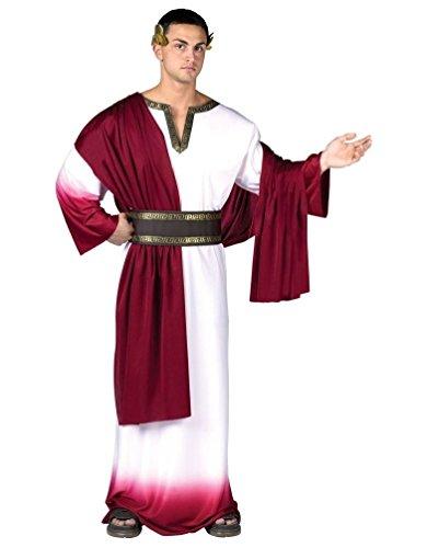 Caesar Deluxe Costumes (Deluxe Caesar Adult Costume - Standard)