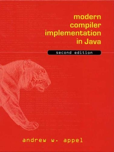 Modern Compiler Implementation in Java by imusti