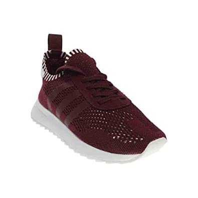 uk availability 827b2 5a65f adidas Womens FLB W PK Athletic  Sneakers Maroon