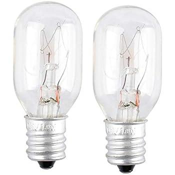 Amazon com: General Electric WE4M305 Dryer Light Bulb  10-watts