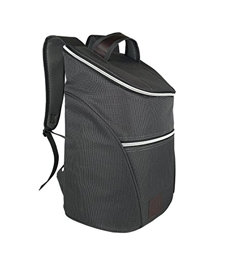 Just Smart Kitchenware Chic Insulated Backpack, 20 Litre, Large Lunch Cooler Bag - Stylish for Work, Events, Days Out, Picnics, Beach & Travel
