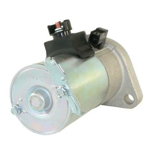 DB Electrical SMU0428 Remanufactured Starter For 2.4L Honda Accord Element 2006-2008 & 2.0L Civic 2006-2011 & Acura 410-54107 410-54107R 17960 17961 SM710-02 SM710-05 2-2850-MT 31200-RAA-A61 31200-RRA-A51 RAA5K by DB Electrical