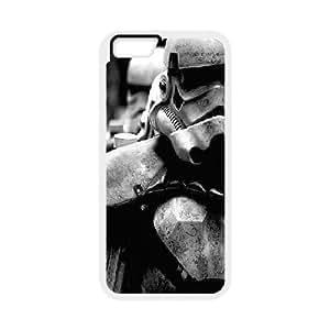 Stormtrooper Series, IPhone 6 Plus Case, Stormtrooper Case for IPhone 6 Plus [White]