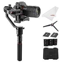 MOZA カメラスタビライザー AirCross ミラーレスカメラ 3軸...