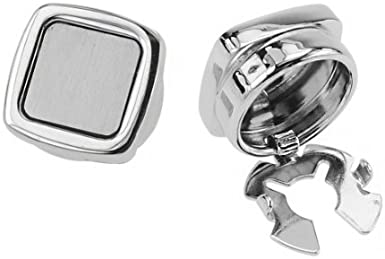 Gemelolandia Cubrebotones para Grabar Cuadrados 15 mm: Amazon.es: Ropa y accesorios