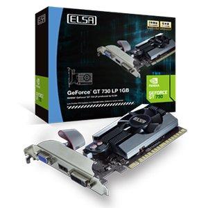 Elsa Nvidia Geforce gd730GB Graphics Board gd730-1gerl