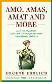 Amo, Amas, Amat and More, Eugene Ehrlich, 0060913959