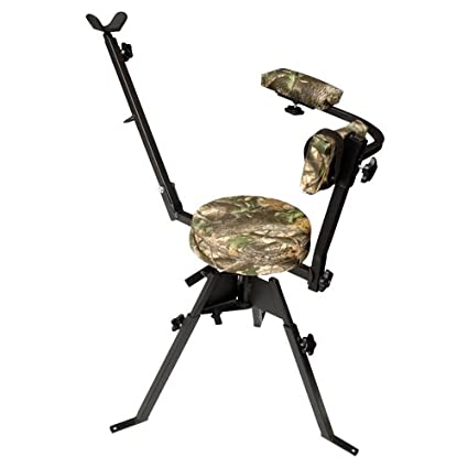 Mobile Hunter Portable Shooting Chair  sc 1 st  Amazon.com & Amazon.com : Mobile Hunter Portable Shooting Chair : Hunting Seats ...