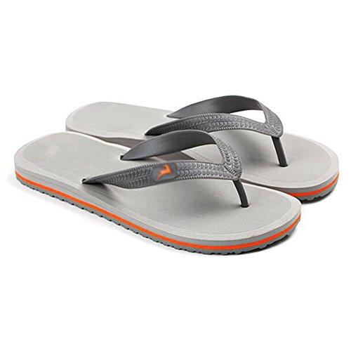 01 De Zapatillas Otoño Playa Planas Europa Cool uk6 Eu39 Del Hombres Tendencia Los tamaño c 02 Y América Sandalias Color Antideslizantes Verano Tamaño Opcional Xiaolin Zapatos Yx4qwY