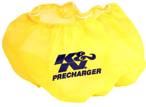 K&N E-3650PY Yellow Precharger Filter Wrap - For Your K&N 58-1191 Filter K&N Engineering