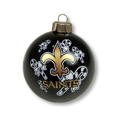 Topperscot New Orleans Saints 2 5/8'' Painted Round