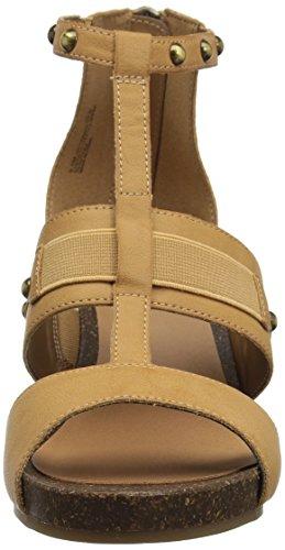Aerosoles Femmes Filigrane Wedge Sandale Lumière Tan