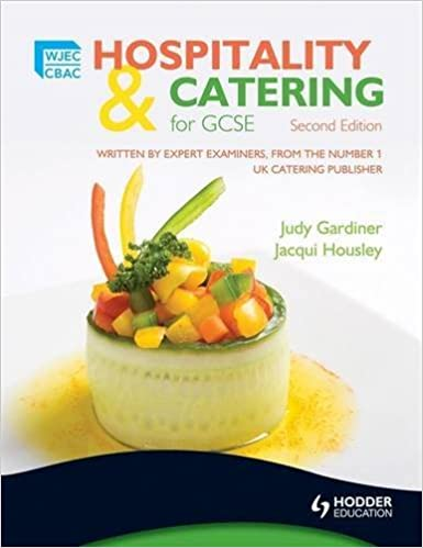Wjec hospitality and catering for gcse second edition amazon wjec hospitality and catering for gcse second edition amazon judy gardiner jacqui housley 9780340986820 books forumfinder Gallery