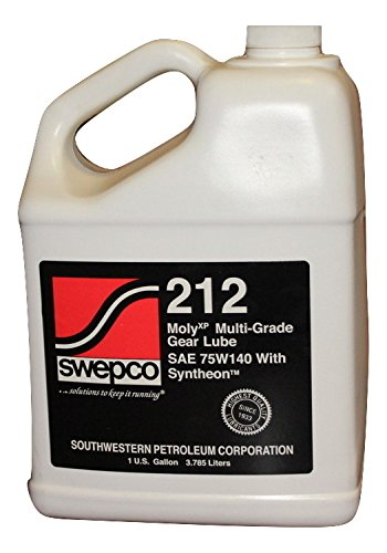 75w140 full synthetic gear oil - 7
