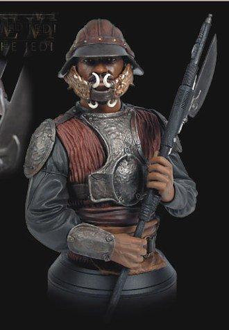 Star Wars  Episode Vi  Return Of The Jedi Lando As Skiff Guard Bust