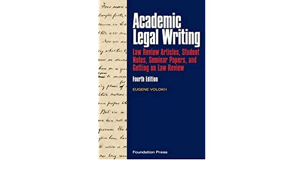 law review article template