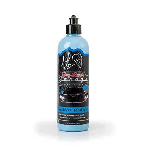 Jay Leno's Garage - Carnauba Hand Wax - 16oz