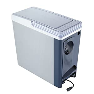 Koolatron P-20 Thermo - Electric 12-Volt 18 Quart Compact Cooler/Warmer