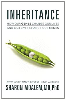 Inheritance: How Our Genes Change Our Lives, and Our Lives Change Our Genes by Dr Sharon Moalem (10-Apr-2014)
