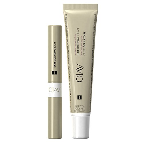 Olay Smooth Finish Facial Hair Removal Duo Medium to Coarse Hair 1 Kit by Olay