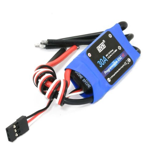 Controller Speed Brushless 40a - Hobbypower Simonk 30a Brushless Speed Controller ESC for Helicopter Airplane Multirotor