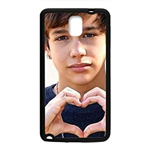 DAZHAHUI Austin Mahone Cell Phone Case for Samsung Galaxy Note3
