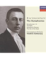 Rachmaninov: Symphonies 1-3; The Bells; Symphonic Dances; The Isle of the Dead