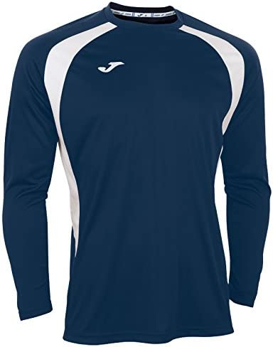 Joma Champion III - Camiseta con manga larga, unisex: Amazon.es ...