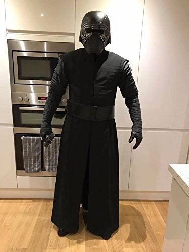 Kylo Ren Starkiller Base Coat LEVEL 3 by Handmade Costumes