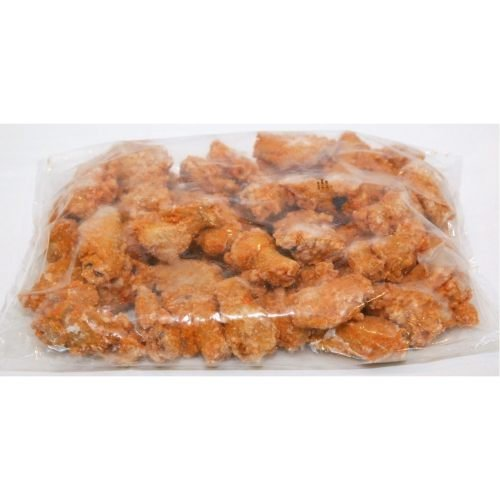 Perdue Fully Cooked Spicy Breaded Chicken Kickin Wing, 5 Pound -- 3 per (Spicy Chicken Wings)