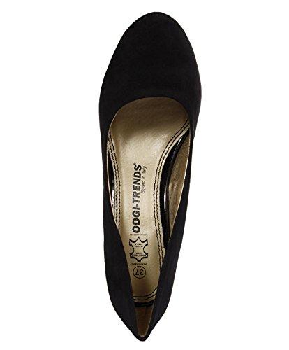 Zapatos de tacón de Mujer URBAN 770932-B7200 BLACK