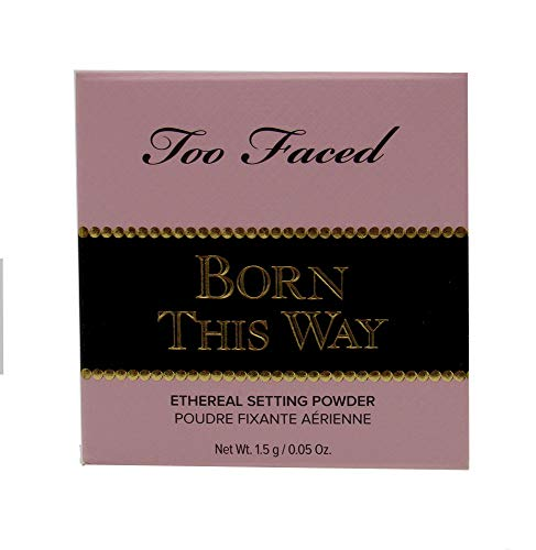 Too Faced Born This Way Ethereal Setting Powder 0.05 oz Travel Size