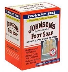 Johnson Pointure économie Savon 8-Comte