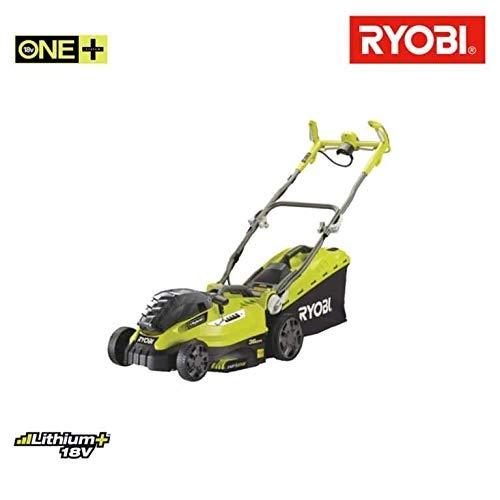Ryobi RLM18X36H250 2X18V 36cm Cortacésped de empuje 36 cm ...