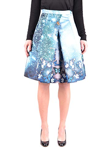 Femme MCBI493003O Bleu RARY Jupe Polyester 6Fv1wx