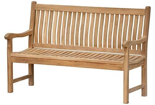 Douglas Nance Classic 5' Teak Bench