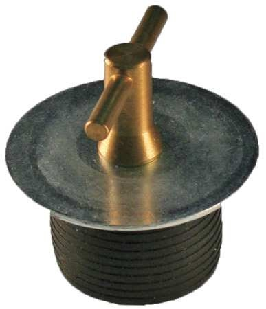Expansion Plug, T-Handle, 2-3/4 In