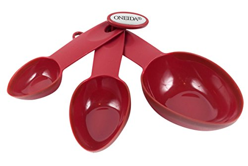 Oneida Batter Scoops, Plastic, Set of 3 sizes