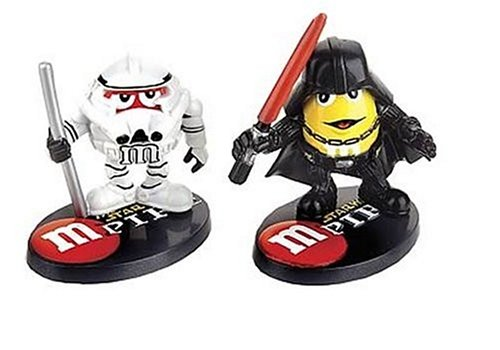 Star Wars 2PK M-TROOPER & M-VADER for sale  Delivered anywhere in USA