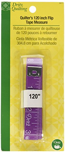 quilters tape measure - 2