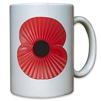Poppy poppy flower veterans war flanders symbol symbol of gefallenen poppy poppy flower veterans war flanders symbol symbol of gefallenen military 12474 coffee mug mightylinksfo