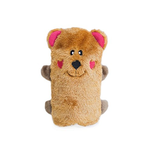 (ZippyPaws ZP833 Colossal Buddie Bear Squeak)